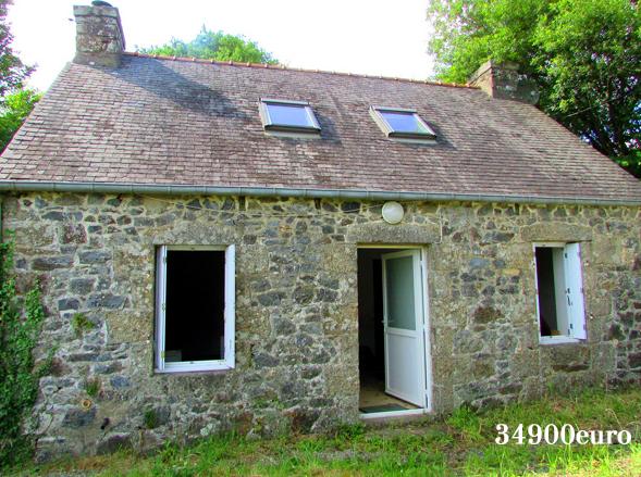 34900е Обновленный дом в 40 км от Атлантики