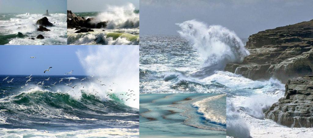 Приливы Бретани дают лучший эффект талассо