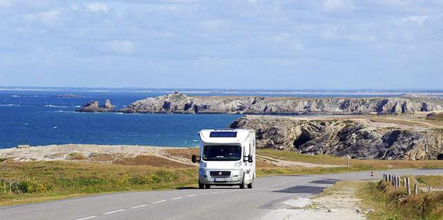 В Бретань на авто — выбор маршрута