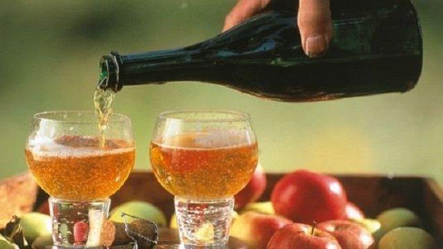 Яблочный сидр - напиток Бретани