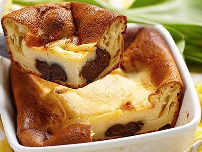 Класическая пирог far-breton