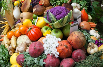 Свежие овощи Финистера