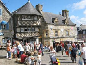 Рынок Сен-Ренан фото