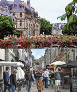 фотографии города Кемпер Бретань