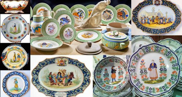 Традиционная керамика Кемпер сегодня и пять веков назад