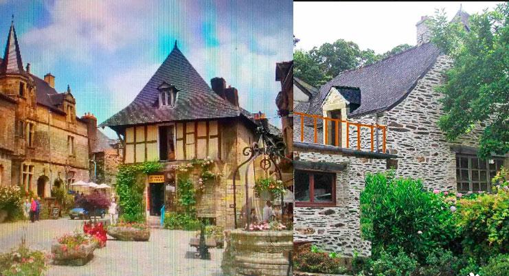 купить дом во франции в деревне