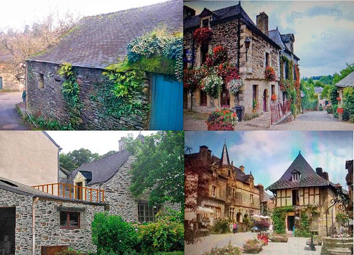Во что можно превратить старинный каменный сарай во Франции (фото)