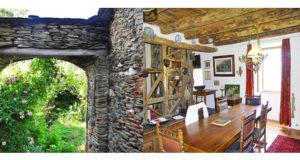 Реконструкция старинного амбара как способ приобрести дом во Франции дешево