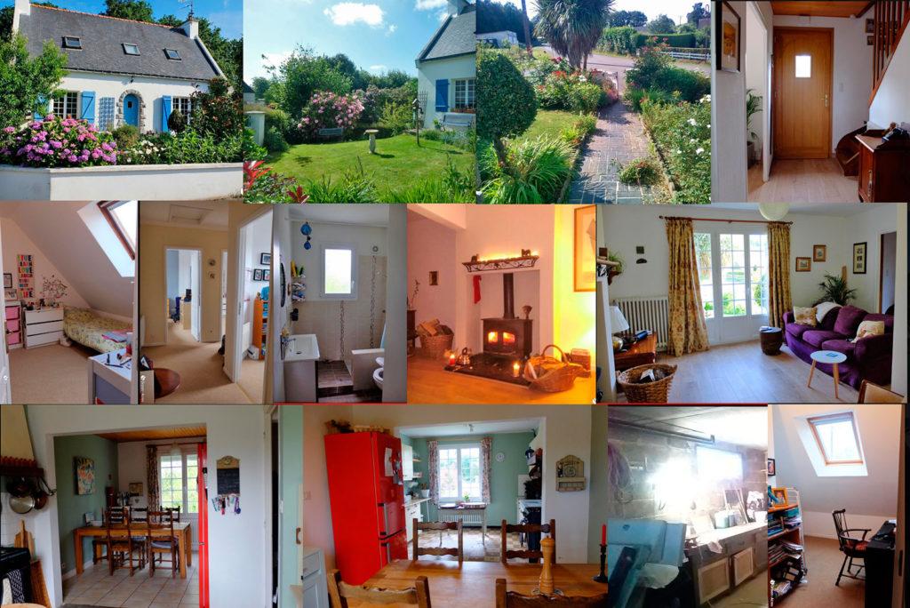 Дом во французской деревне за 110 тысяч евро