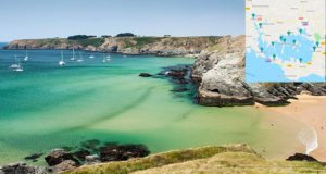 12+1 пляжей Южной Бретани, Залив Морбиан (Bretagne Sud — Golf de Morbian)