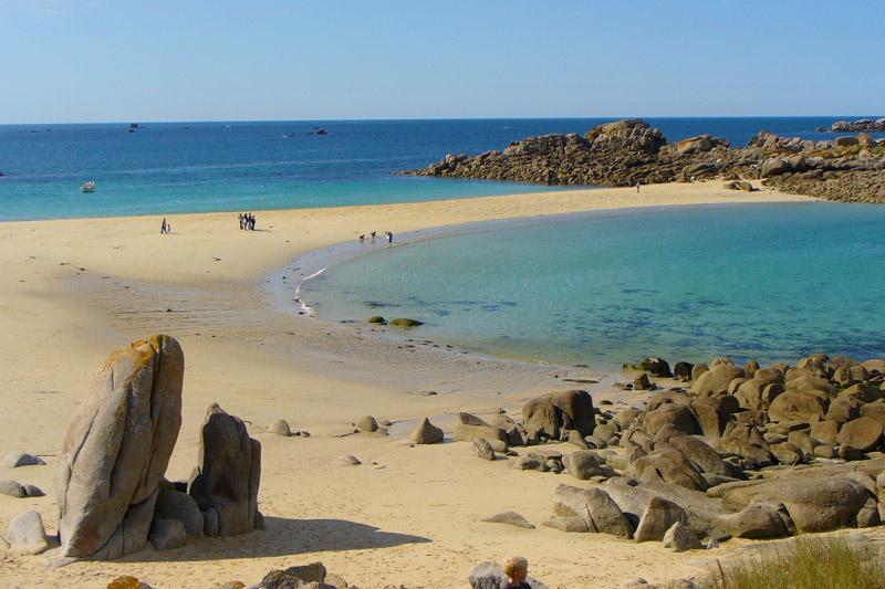 Пляж де Пуленну в Кледере фото
