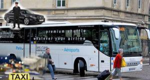 От аэропорта до отеля: заказывать трансфер или искать такси?
